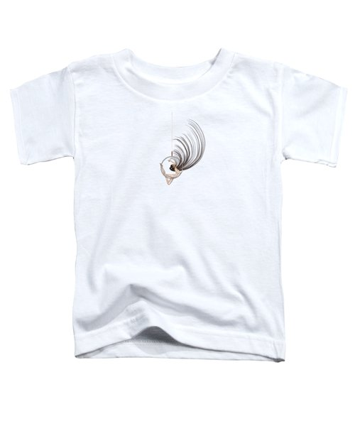 Aerial Hoop Dancing Freedom Toddler T-Shirt