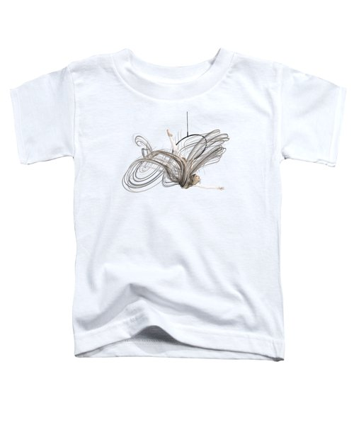 Aerial Hoop Dancing I Am Flight Toddler T-Shirt