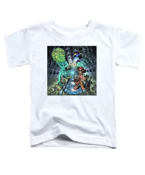 Aethereal Encounter Toddler T-Shirt