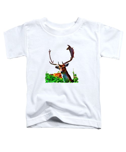 Against The Wall Toddler T-Shirt