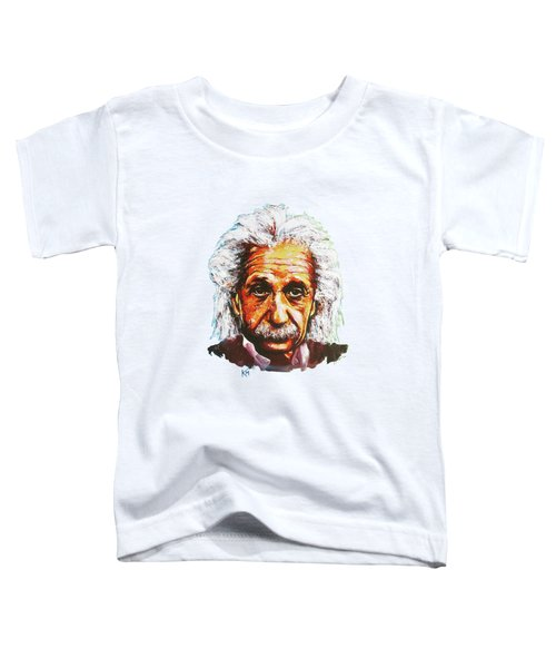 Albert Tribute Toddler T-Shirt
