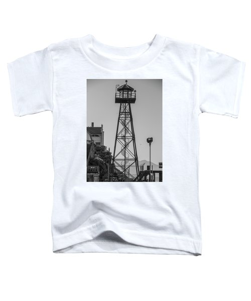Alcatraz Light House Toddler T-Shirt
