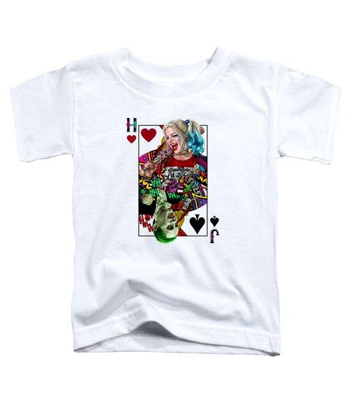 Alerquina E Coringa Toddler T-Shirt