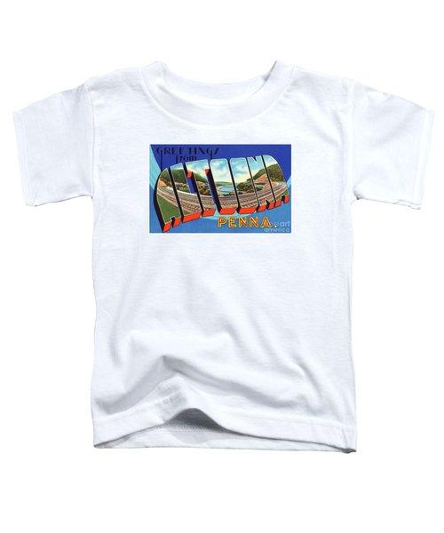 Altoona Greetings Toddler T-Shirt