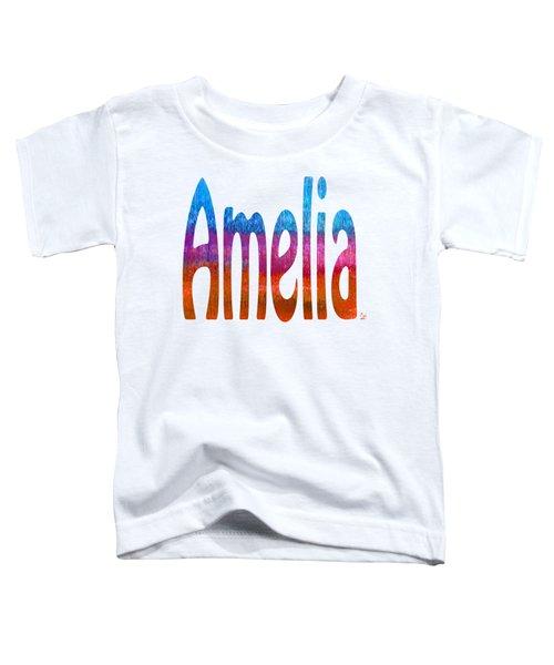 Amelia Toddler T-Shirt