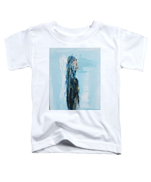 Angel With Child Toddler T-Shirt