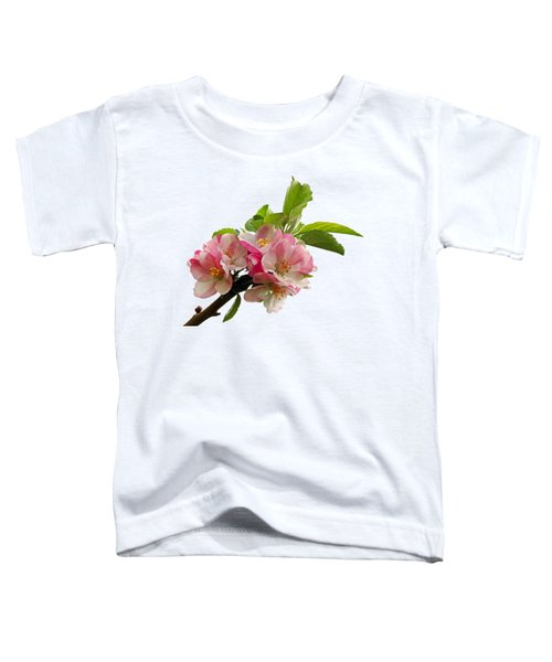 Apple Blossom Toddler T-Shirt