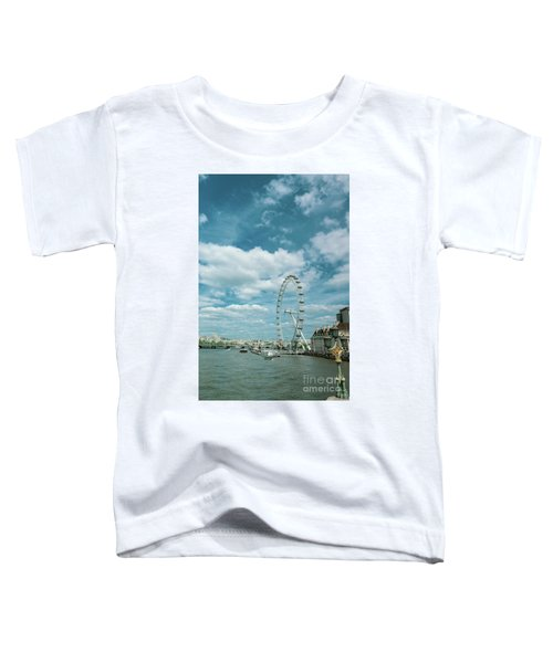 Around The World Toddler T-Shirt