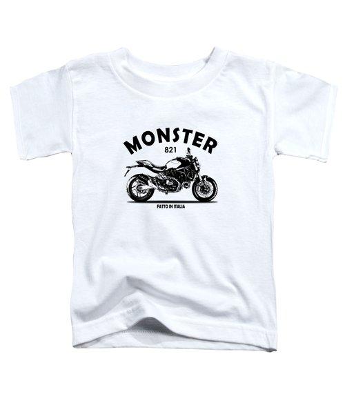 Monster 821 Toddler T-Shirt