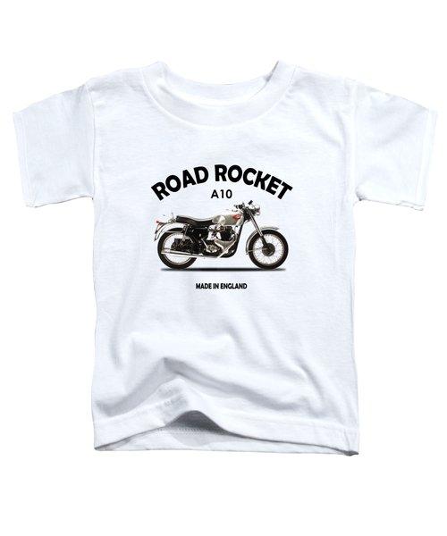 Bsa Road Rocket 1955 Toddler T-Shirt