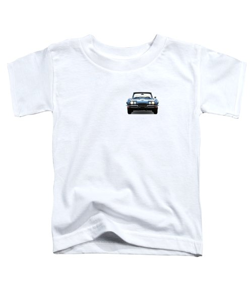 Corvette 1964 Front Toddler T-Shirt