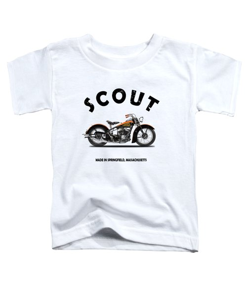 The Scout 1938 Toddler T-Shirt