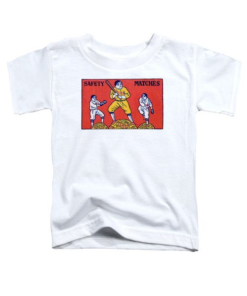 1900 Japanese Baseball Toddler T-Shirt