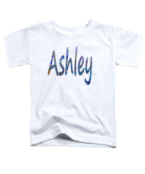 Ashley Toddler T-Shirt