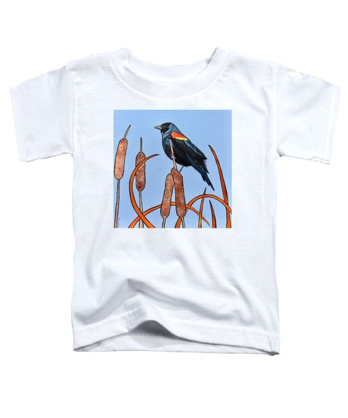 At The Pond Toddler T-Shirt