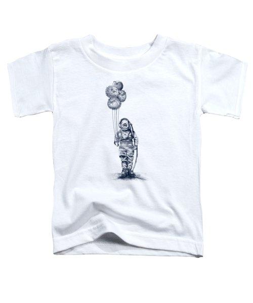 Balloon Fish Option Toddler T-Shirt