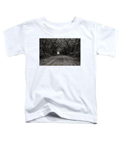 Bamboo Cathedral I Toddler T-Shirt