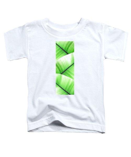 Banana Leaves Toddler T-Shirt