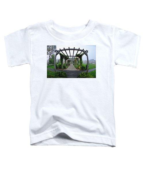 Bar Harbor Pergola Toddler T-Shirt