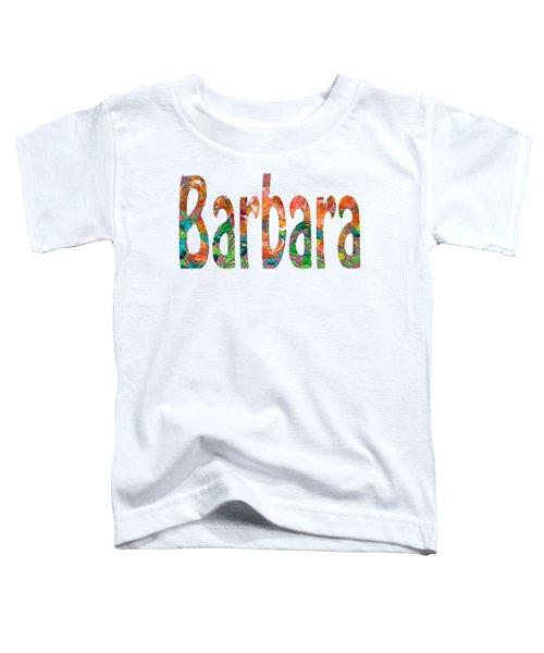 Barbara Toddler T-Shirt