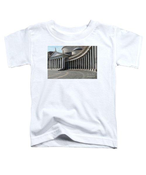 Basilica San Francesco Di Paola Toddler T-Shirt