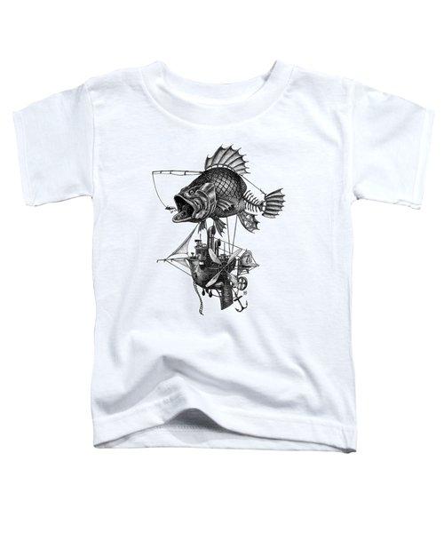 Bass Airship Toddler T-Shirt