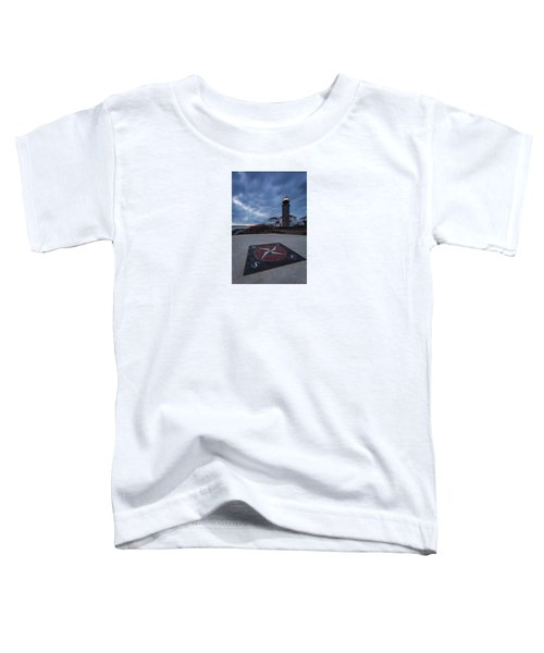 Beavertail Lighthouse Toddler T-Shirt