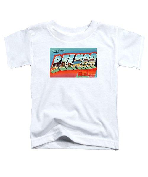 Belmar Greetings Toddler T-Shirt