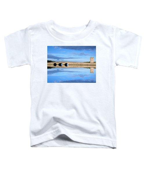 Belvelly Castle Reflection Toddler T-Shirt