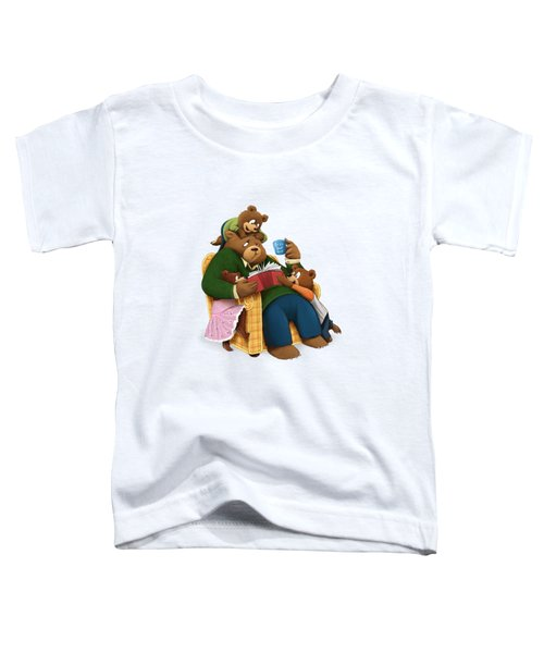 Best Dad Ever Toddler T-Shirt