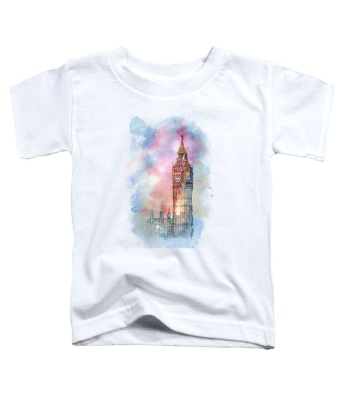 Big Ben Toddler T-Shirt