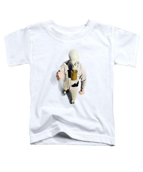 Biohazard Battle Toddler T-Shirt