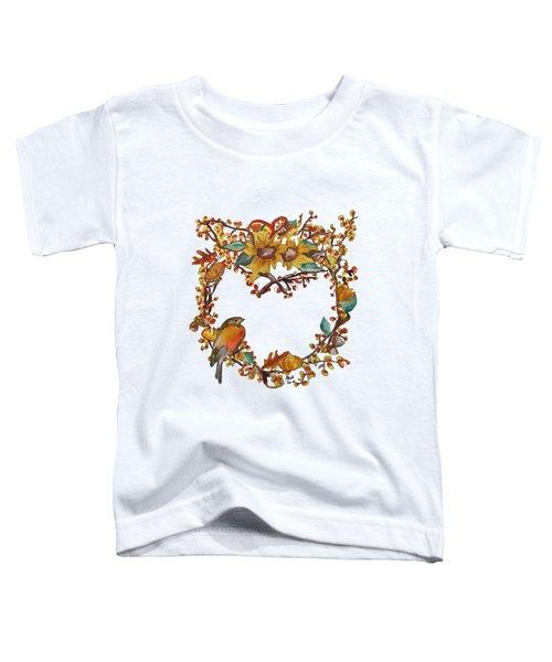 Bittersweet Wreath Toddler T-Shirt