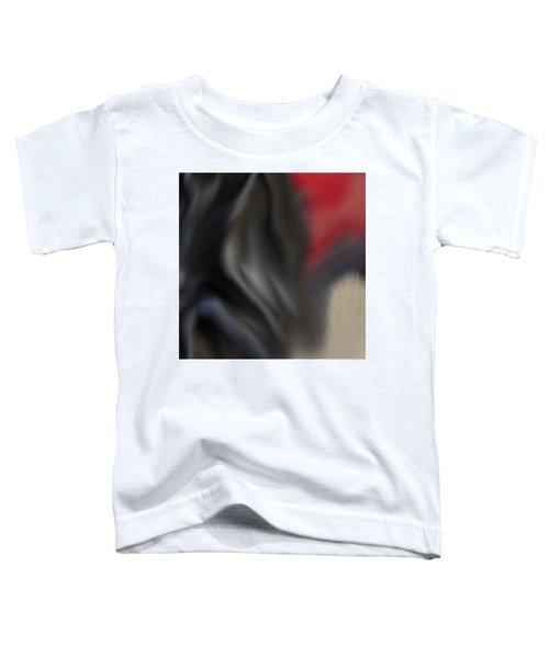 Black Dog 2 Toddler T-Shirt