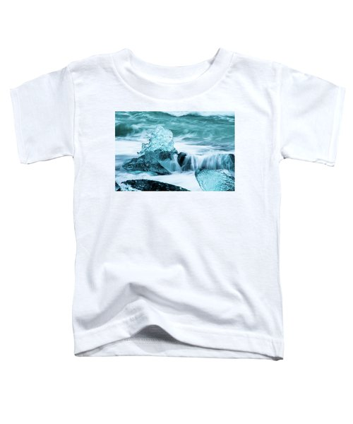 Blue Ice  Toddler T-Shirt