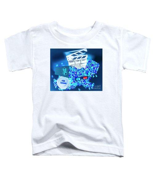 Blue Screen Entertainment Toddler T-Shirt
