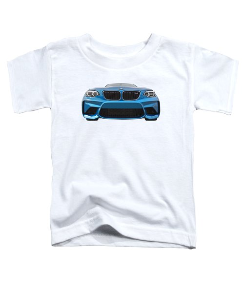 Bmw M2 Coming At You Toddler T-Shirt
