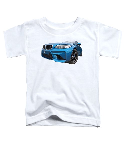 Bmw M2 Coupe Toddler T-Shirt