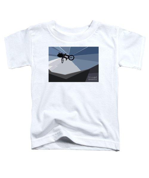 Bmx Biking  Toddler T-Shirt