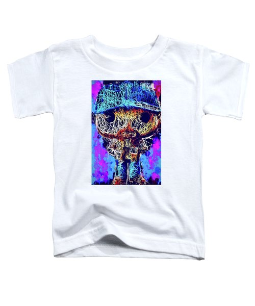 Bobby Supernatural Pop Toddler T-Shirt