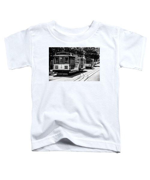 Cable Cars Toddler T-Shirt