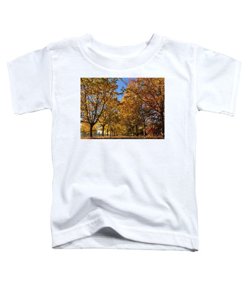Canopy Of Color Toddler T-Shirt