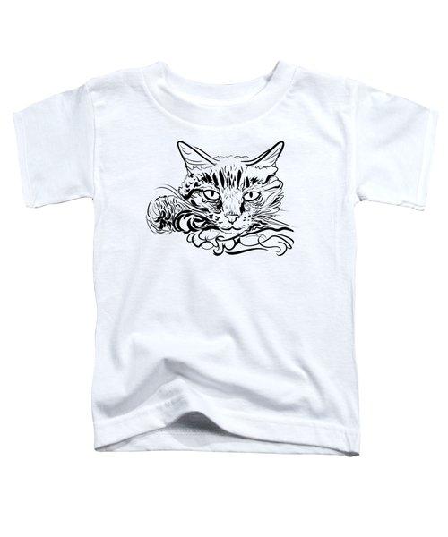 Cat1 Toddler T-Shirt