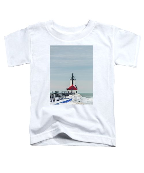 Catwalk And Lighthouses Toddler T-Shirt