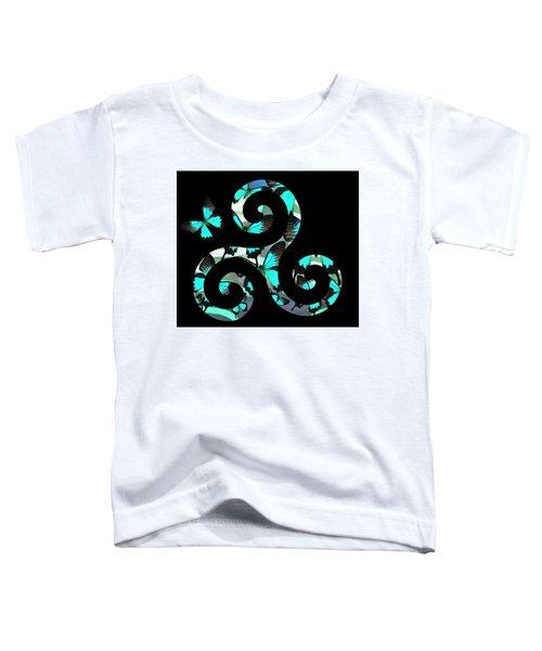 Celtic Spiral 3 Toddler T-Shirt