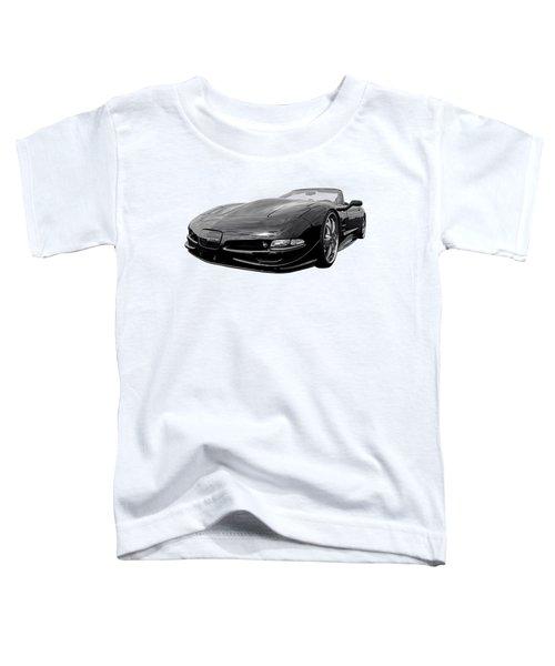 Chevrolet Corvette C5 Toddler T-Shirt