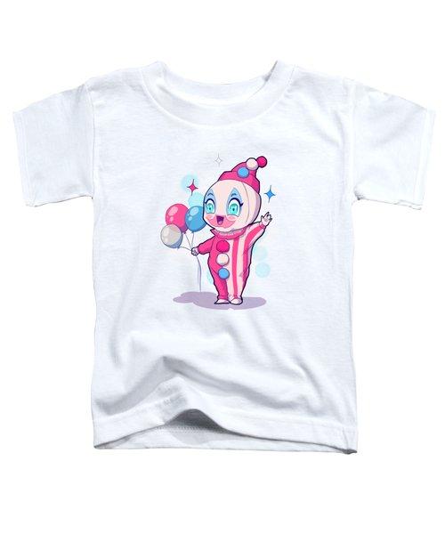 Chibi Pogo Toddler T-Shirt