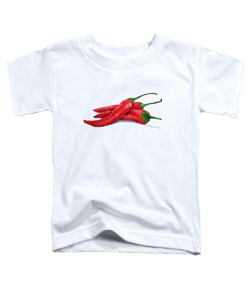 Chile De Arbol - Tree Chili Toddler T-Shirt