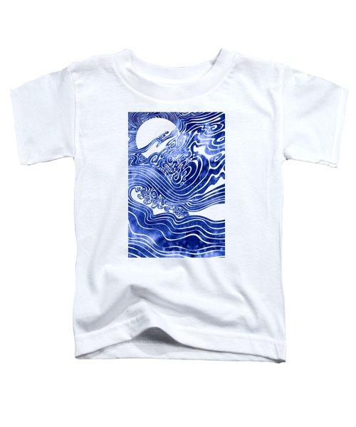 Churn The Deep Toddler T-Shirt