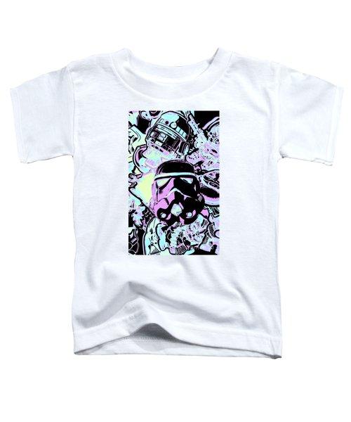 Cinematic Sci-fi Toddler T-Shirt